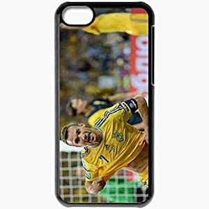 Personalized iPhone 5C Cell phone Case/Cover Skin Andriy Shevchenko Black