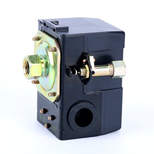 (New H/D Pressure switch for air compressor 95-125 w/Unloader)