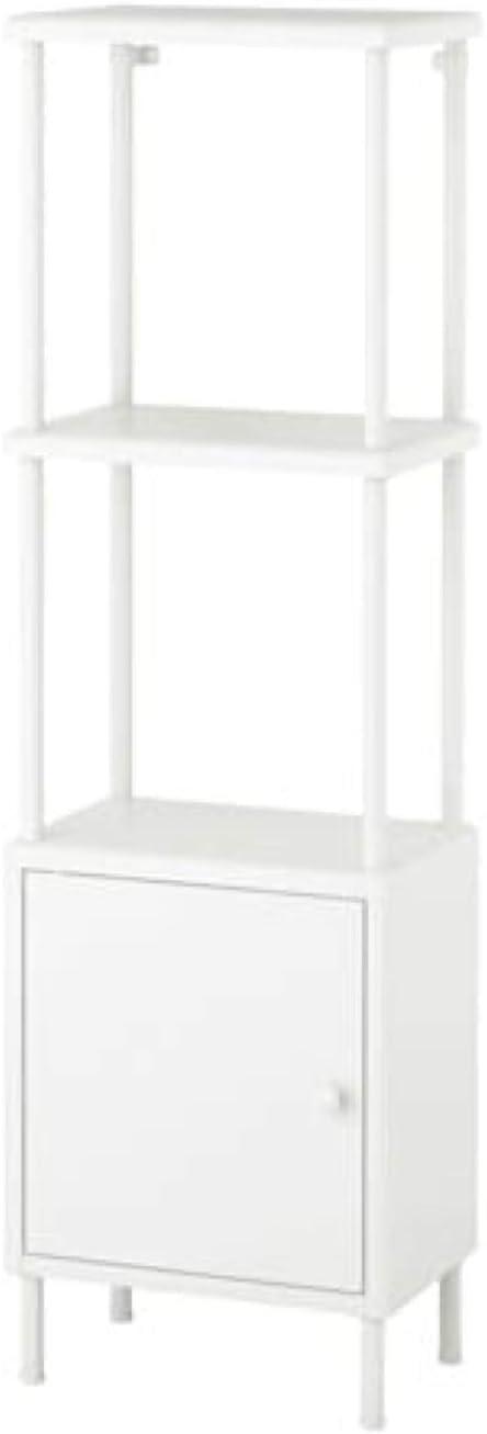 Ikea Dynan Estantería con Armario Blanco 091.833.97 Tamaño 15 ...