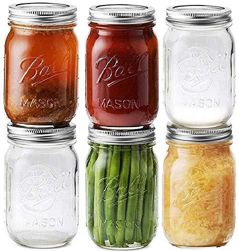 Ball Mason Jars Pint Dishwasher product image