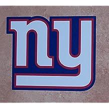 "New York Giants FATHEAD - NY Team Logo - Official NFL Vinyl Wall Graphics 14""x11"""
