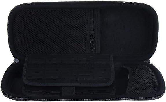 H HILABEE Estuche Rígido EVA Carry Storage Bag para La Consola Pokeball De Nintendo Switch: Amazon.es: Electrónica