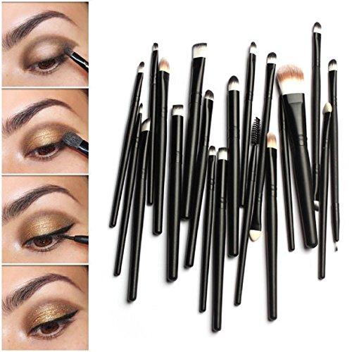 ABC¨ 20PCS Makeup Brush Set Dotting Cosmetic Tools Shadow Pen Eyeliner Brush