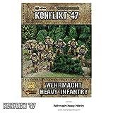 Konflikt 47 German Heavy Infantry K47
