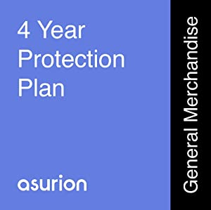 ASURION 4 Year Housewares Protection Plan $80-89.99