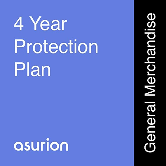 ASURION 4 Year Housewares Protection Plan $50-59.99
