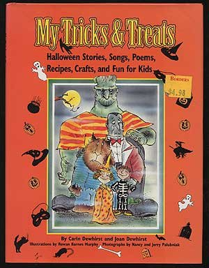 My Tricks & Treats: Halloween Stories, Songs, Poems, Recipes, Crafts, and Fun for (Fun Halloween Recipes And Crafts)