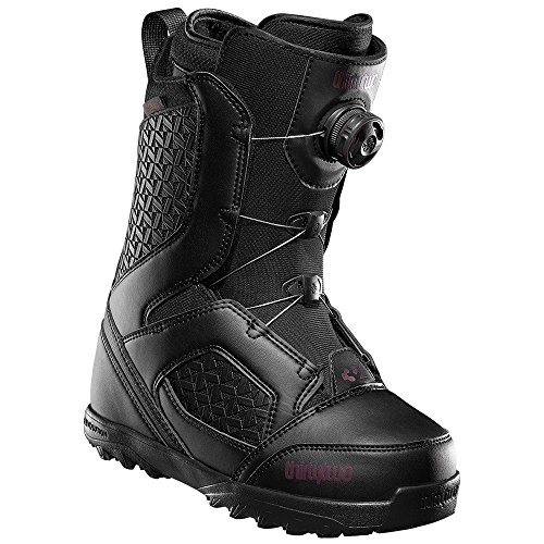thirtytwo Women's STW Boa '18 Snowboard Boots, Size 6.5, Black