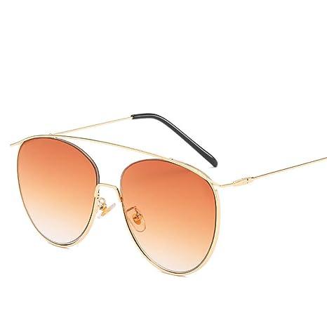 Yangjing-hl Gafas de Sol Moda Hipster Mujer Gafas de Sol ...