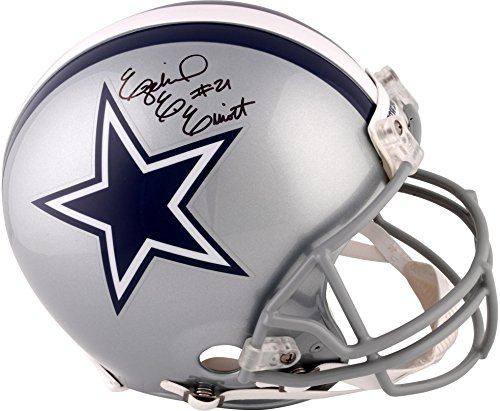 Ezekiel Elliott Dallas Cowboys Autographed Riddell Pro-Line Helmet - Fanatics Authentic Certified - Autographed NFL Helmets