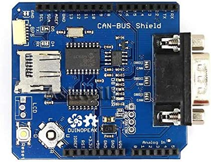 Asiawill Can Bus Shield carte dextension pour Arduino