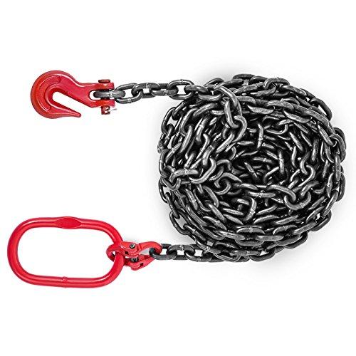 "OrangeA 10FT Chain Sling 1/2"" x 10"