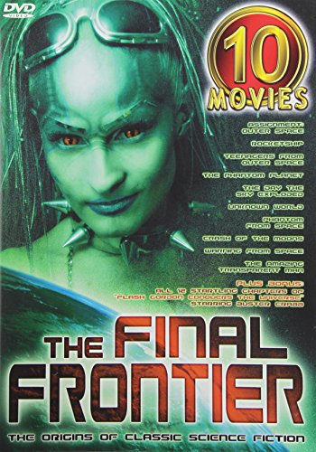 The Final Frontier 10 Movie Pack