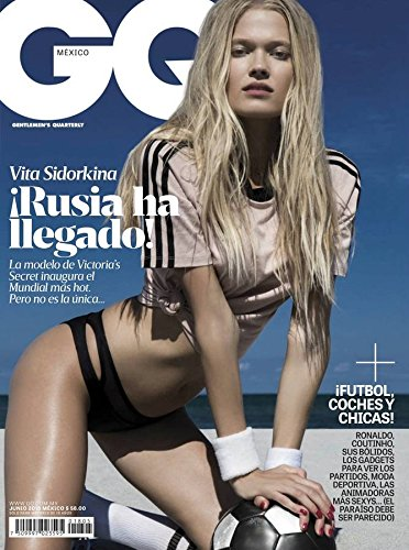 GQ Mexico June 1, 2018 issue