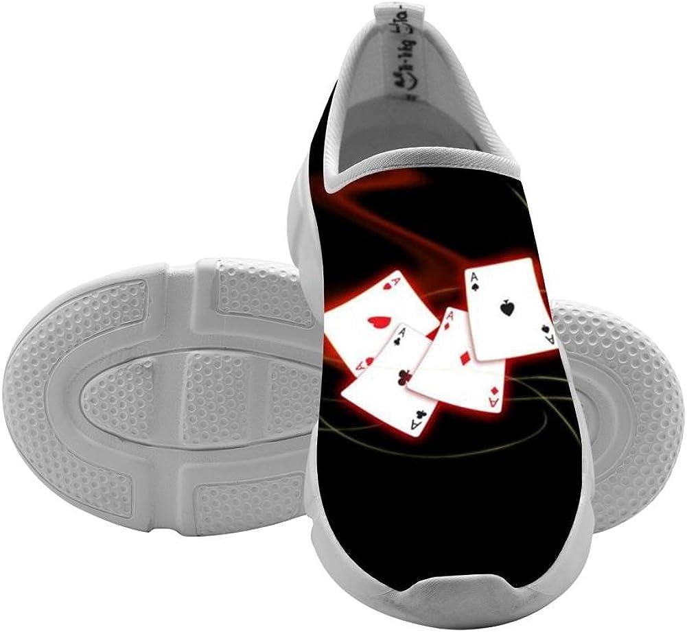 QsvMo Holdem Boy Shallow Mouth Casual Shoes Unique Footwear