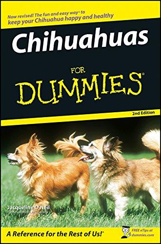 Chihuahuas For Dummies (Breed Chihuahua)