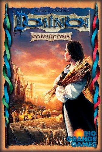 Dominion: Cornucopia by Rio Grande Games