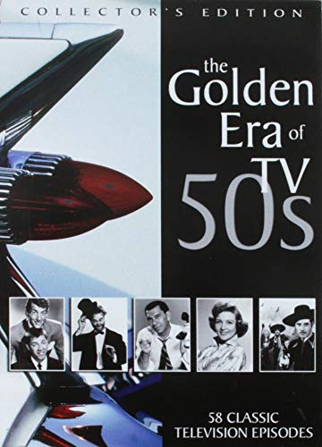 The Golden Era Of TV: 50's