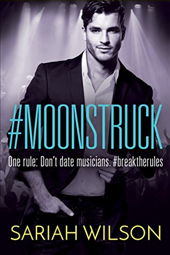 #Moonstruck (A #Lovestruck Novel) cover
