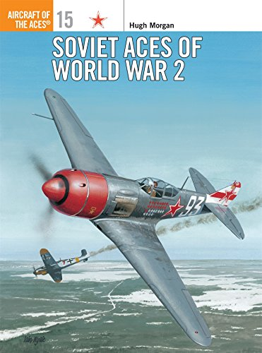 - Soviet Aces of World War 2 (Osprey Aircraft of the Aces No 15)