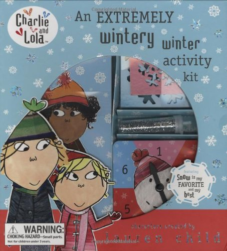 An Extremely Wintery Winter Activity Kit