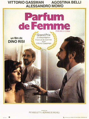 Scent Of A Woman (Profumo di Donna) [Non-US Format, PAL, Region 2, In Italian and French, No English Subtitles, Import]