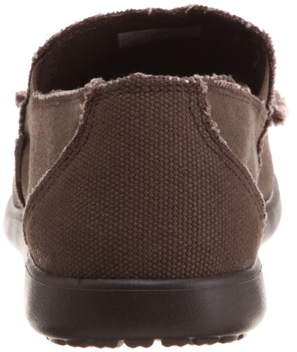Crocs Heren Santa Cruz Loafer Espresso