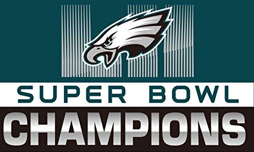 5LOVE USA Eagle Banner 3x5Feet