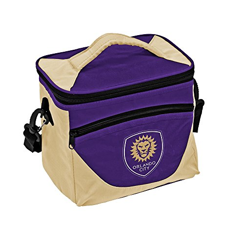 MLS Orlando City SC Halftime Lunch Cooler, One Size, Multicolor (Sc Sports Bottle Nfl)