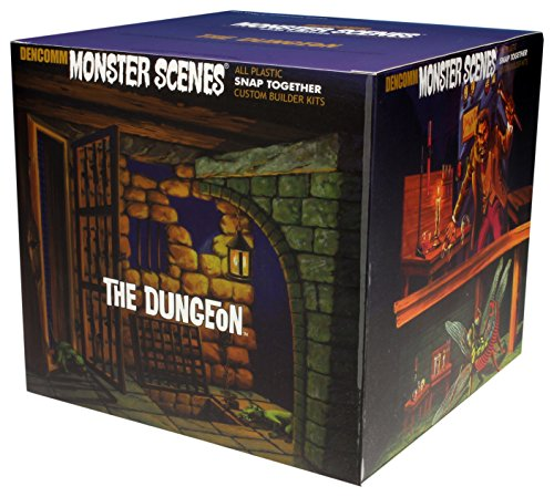The Dungeon Monster Scenes Diorama Model -