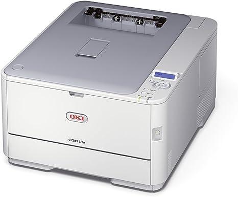 Oki 407357 - Impresora láser a Color, A4, 22 ppm: Amazon.es ...