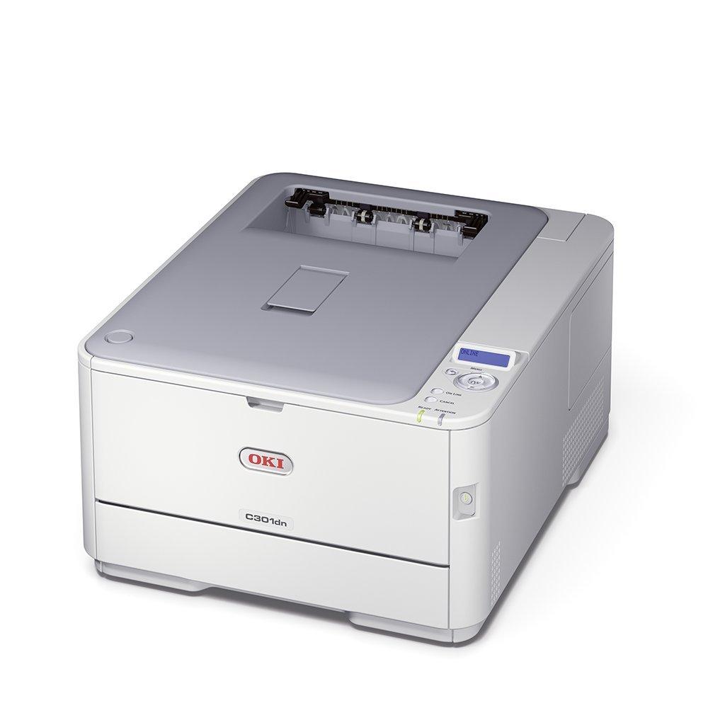 Oki 407357 - Impresora lá ser a color, A4, 22 ppm 44951524