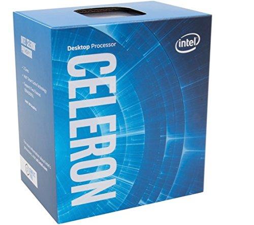 (Intel CPU BX80662G3900 Celeron G3900 2.80Ghz 2M LGA1151 2C/2T Skylake Retail)