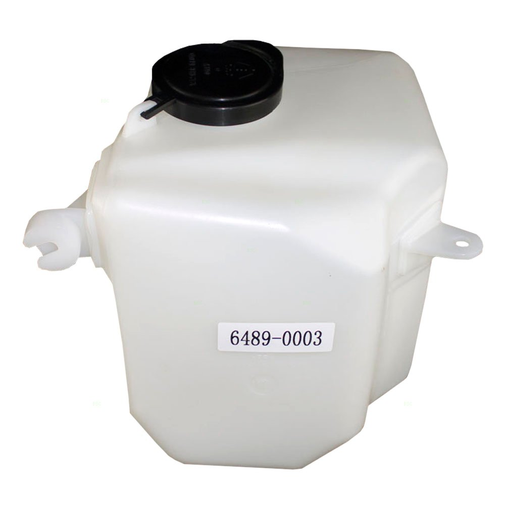 Windshield Washer Fluid Reservoir Bottle Tank with Cap Replacement for 93-97 Toyota Corolla 8531502013 AutoAndArt