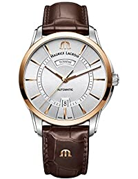 PONTOS DAY DATE Automatic Mens Watch Classic & Simple