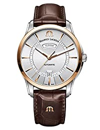 Maurice Lacroix PONTOS DAY DATE Automatic Mens Watch Classic & Simple