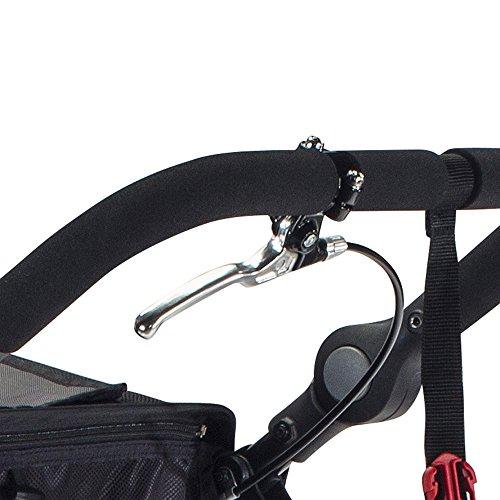 BOB Revolution PRO Jogging Stroller, Black by BOB Gear (Image #6)