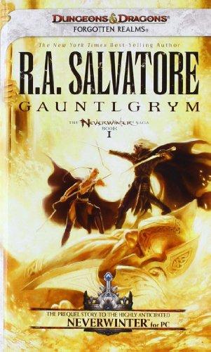 Gauntlgrym by R. A. Salvatore