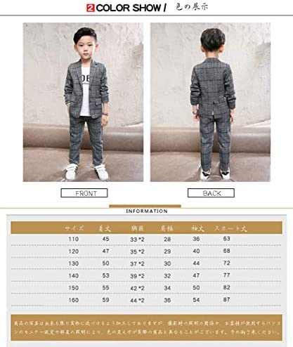 韓国子供服 入学式 男の子 スーツ110 120 130 140 150 160 ベビー服 2点セット おしゃれ フォーマルスーツ 卒業式 結婚式 七五三 お受験 面接 子供スーツ ジュニア