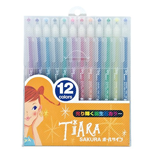 Ball sign tiara birthstone color 12 color set (japan import)