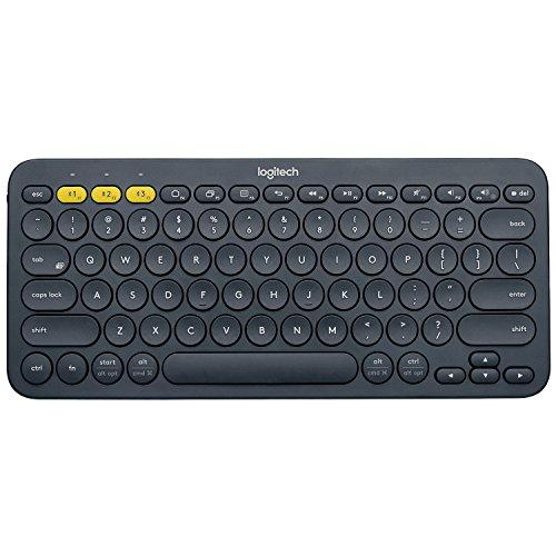 Logitech Multi Device Wireless Bluetooth Keyboard