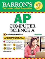 Barron's AP Computer Science A with Online Tests, 8th Edition Front Cover