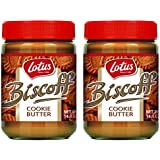 Biscoff Cookie Butter Spread 14.1 Ounces (Pack of 2)