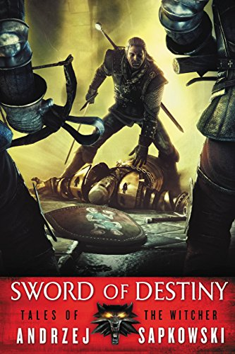 Sword of Destiny (The Witcher Book 4) (Witcher 2 Best Ending)