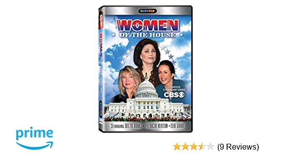 Amazoncom Women Of The House Dvd 2 Pk Delta Burke Teri