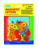 megcos Magnetic Lowercase Letters in a Blister Card, 36-Piece
