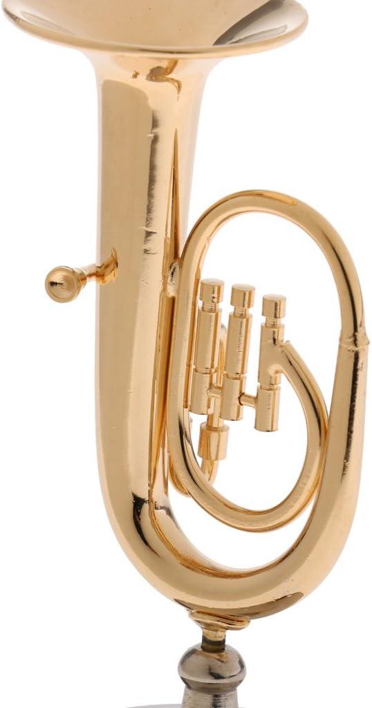 E-Bass sharprepublic Mini Musikinstrument Puppenm/öbel F/ür 1//6 Aktion Figur Puppenhaus Deko Zubeh/ör