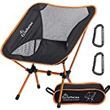 Best Backpacking Chairs - WolfWise Ultralight Portable Camping Chair, Compact Folding Backpacking Review