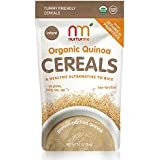 NurturMe Organic Infant Cereals, Protein-Packed Quinoa, 3.7 Ounce (6 Pack)