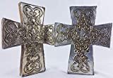Mexican cross Home decor set of 2